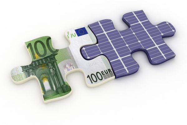 Saulės energija, pinigai, taupymas