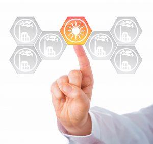 T-Energy Saulės elektrinės verslui