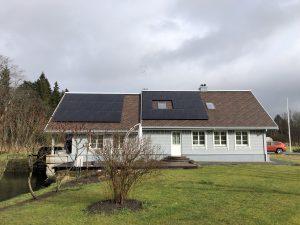 T-Energy saulės elektrinės