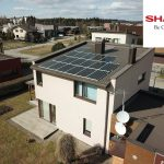 Saulės elektrinė - SHARP