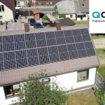 Saulės elektrinė QCELLS