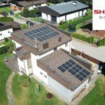 saulės elektrinė sharp nujc