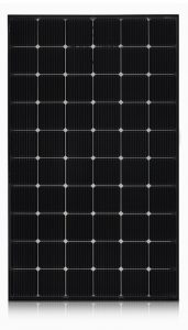Dvipusiai LG solar Neon2 bifacial