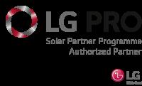 T-Energy LG Solar atstovas
